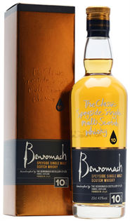 Benromach Scotch Single Malt 10 Year 750ml